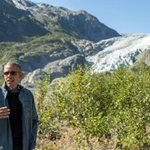 With visit to Alaskas melting glaciers, Pres. Obama hopes to send climate change message - http://t.co/CkU61kOXIt http://t.co/01k7SYp1sp