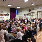 Packed meeting in Bellshill on Tuesday about greenbelt destruction backed by SNP MSP http://t.co/u4zhKoWd1D http://t.co/DXKNjC37Tv