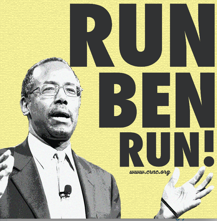 .@RealBenCarson is on the rise! http://t.co/RA0q6lhqr7 http://t.co/K4RvnztnFx