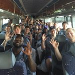 ACU Football heading out to Fresno to take on the Bulldogs! Good luck to the Wildcats! #ACUE4C #GoWildcats http://t.co/ql2BmLwcrL