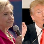 NEW POLL: Negative views of Hillary Clinton increase; Trump continues to polarize: http://t.co/TBN7JK1snR http://t.co/1bzkTm55uu