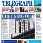 This weeks @shftelegraph front page - a landmark former #Sheffield hotel is finally set to be demolished... http://t.co/nWEw90XbUW
