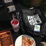 .@OrderUpState has FREE food in the patio right now! Stop by Eisenhower Auditorium, #PennState! http://t.co/QFpcdn4yCf