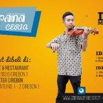 Grand Opening @JampanaCirebon Menampilkan @Dodit_Mulyanto | 5 Sept | Jam 19.00| Tiket 50 & 75rb Hub. @JampanaCirebon http://t.co/SFjYYnr80X