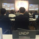 #ADP2 stocktaking underway, call by all countries for acceleration in the pace of negotiations to be ready for #COP21 http://t.co/bfU9lOnTek