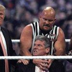 Donald Trump's 4 most memorable WWE moments http://t.co/PmmTmb5qtx http://t.co/LjsrXdShap