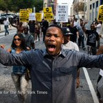 A judge refused to dismiss charges against 6 police officers in the death of Freddie Gray http://t.co/HUKcsfVP8y http://t.co/z8BYbJg89t