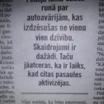 "Cēsu laikraksts ""Druva"" analizē. http://t.co/t2jNL5wiyo"