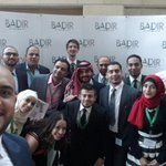 Awesome & great @badirjo fellows during our celebration event with many community leaders #Jo #Jordan #LoveJo #Amman http://t.co/34s7UNpEHq