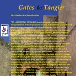 Gates to Tangier #KindlePriceDrop 5.99$ to 0.99$ http://t.co/nRYccxYuYW   http://t.co/QfVJY46kww https://t.co/YaTXbKLWxR