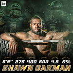 Baylor's Shawn Oakman: From homeless to the scariest man in college football http://t.co/jCOyk0iZoD http://t.co/xD6wAUZwX1