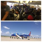 We are boarded and ready to head to Fresno! @ACUsports @ACUFootball http://t.co/deOVc2tykh