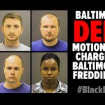 A judge has refused to drop charges against the six cops accused in #FreddieGrays death. http://t.co/85Wv6jx8Vm