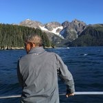 """.@POTUS is in Alaska this week. His words? """"Spectacular...and we want to make sure that our grandkids can see this."""" http://t.co/K9WiDOKtDc"""