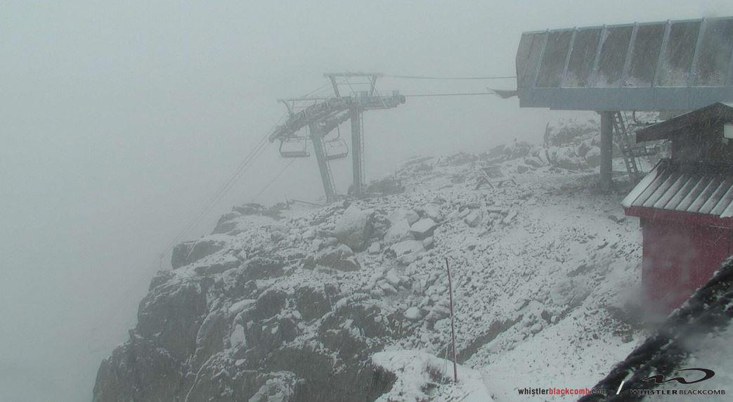 Oh hello, beautiful! Yep that's snow at the Peak. Check out our webcams: http://t.co/ux3SdoK6yY #WBGoBeyond http://t.co/xRE3LyzVzz