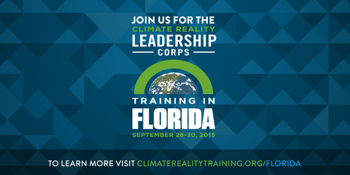 Don't let denial go unchallenged! Become a @ClimateReality Leader on Sept 28-30: http://t.co/kOUyrxLGhh #CRinFlorida http://t.co/hqbU7DyndY
