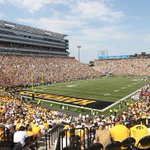 #Hawkeyes expecting smallest Kinnick crowd in 12 years for opener http://t.co/uGpR3Ujb9q http://t.co/yoDUoauBYI