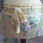 #HandmadeHour #Gardening Oilcloth #Aprons with pockets for everything ???????????? #SheffieldisSuper https://t.co/Sb4yfd3gO8 http://t.co/NW2w2QX9pE