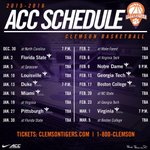 The ACC schedule has been released! http://t.co/SlA2yWxfbO