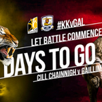 Just 4 days to go! Who will win the #GAA Hurling All-Ireland Championship Final? @KilkennyCLG or @Galway_GAA? #KKvGAL http://t.co/OrM6Aje0tk