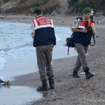Photo of drowned boy a reminder of human toll of migrant crisis (WARNING: Disturbing Images): http://t.co/G9qXZAv5J8 http://t.co/eT0jPcc7DC