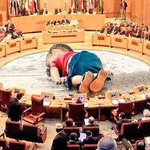 مغردون يتداولون صورة تعبيرية تنتقد «الصمت العربي» على مأساة السوريين #غرق_طفل_سوري #سوريا http://t.co/nwWW31P11u