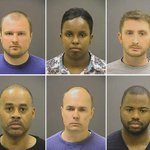 JUST IN: Judge rules the 6 Baltimore police officers charged in the death of #FreddieGray will face separate trials http://t.co/B0IJEGraVH