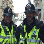 @swpolice officers were a credit to the force throughout #IAWP2015 #Cardiff #KeepingSouthWalesSafe http://t.co/LmIHjuse8b