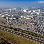 @elonmusk In Genk (Belgium), largest European car production plant is free. Attainable via train, canal, highways. http://t.co/ZSbH4AoiVN