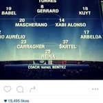 Gerrard on instagram... Don't play with my feelings like that.