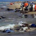 ودول اهل الطفل #الشهيد محدش نزل بصورهم ليه طيب حسبنا الله ونعم الوكيل ☝ #سوريا #سوريا_تباد http://t.co/Hq4l0EZ3RQ