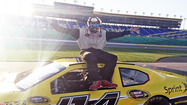 RantSports Exclusive: @DJMany is becoming a @NASCAR driver: http://t.co/kcJOlhp6Rc http://t.co/pXkcFRzkN4