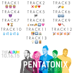 #ICYMI... heres the track list for our album (available for pre-order in TWO DAYS) in emojis! #PENTATONIXALBUM http://t.co/MibJ0FpuGt