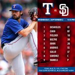 Cole Hamels and his 1.78 ERA at Petco Park take on Padres in series finale at 9:10 CT. http://t.co/lucUILcfkN http://t.co/vhDp7GB6s7