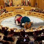رسالة إلى جامعة الدول العربية هل أنت ِ في سبات دائم #غرق_طفل_سوري #سوريا #اللاجئين #سوريا_تستصرخكم http://t.co/mWVV4a5dUV