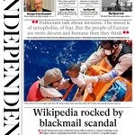 Very proud of team at @Independent who have led the way on #refugeeswelcome http://t.co/T6evXB50YT