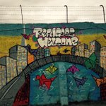 #Dalymount Park mural: #RefugeesWelcome at #Bohs. http://t.co/oJCTepWuZb