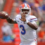 Florida names sophomore Treon Harris starting QB. Redshirt freshman Will Grier will also take snaps in season opener. http://t.co/h6B8WFmgYZ