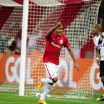 Ernando comemorou o gol. 1 a 0 @SCInternacional http://t.co/NsCzhUetEK
