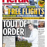 Thursdays Herald: €30 #DUBvMAY replay tickets being touted for €100 after #GAA ticket fiasco #EverySideofDublin http://t.co/7hRUrYkTkm