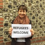So heartened by growing backlash against Govts cruel & immoral position, as more & more people say #refugeeswelcome http://t.co/oEYQ7VckyN