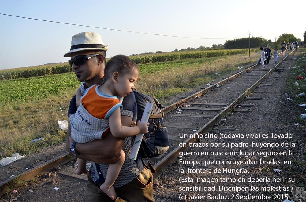 Esta fotografía también debería herir su sensibilidad. http://t.co/wcyRPyFeDu Disculpen molestias @javierbauluz http://t.co/hawA730YbX