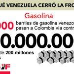 Este realero se perdía por el contrabando de gasolina en la frontera con #Colombia #MaduroExitoRotundo http://t.co/ufXOsmk8wZ