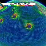 VIDEO: 4 na bagyo, nasa Pacific Ocean http://t.co/FKHYKzBoyF http://t.co/mKVnmbKBlQ
