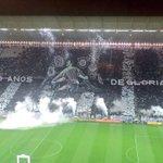 O mosaico no setor leste da Arena Corinthians. #trarenacor http://t.co/onY7Mi2M6P
