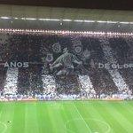 Mosaico em 3D aberto na arquibancada leste da Arena. Que coisa mais linda!!!! http://t.co/nSJoTPzxkO