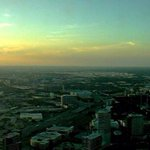 Tonights sunset in #Dallas http://t.co/ZxkJsvXNay