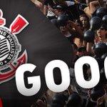 GOOOOOOOOOOOOOOOOOOL DO @Corinthians! Marciel abre o placar! @Corinthians 1x0 @FluminenseFC #Brasileirão #CORxFLU http://t.co/8pZajRxySS