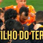 VÍDEO: Marciel faz seu primeiro gol vestindo a camisa do Corinthians > http://t.co/UzEx7On77G http://t.co/tMPL1bo1cg