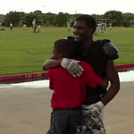 Hurricane Katrina evacuees surprisingly reunited in NTX: http://t.co/l1PWI0grbZ http://t.co/RLbBsnBME0